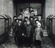 Bewoners Joods Weeshuis 1938