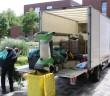 Politie treft hennepkwekerijen aan in twee verschillende appartementen, Granaatplein in Leiden