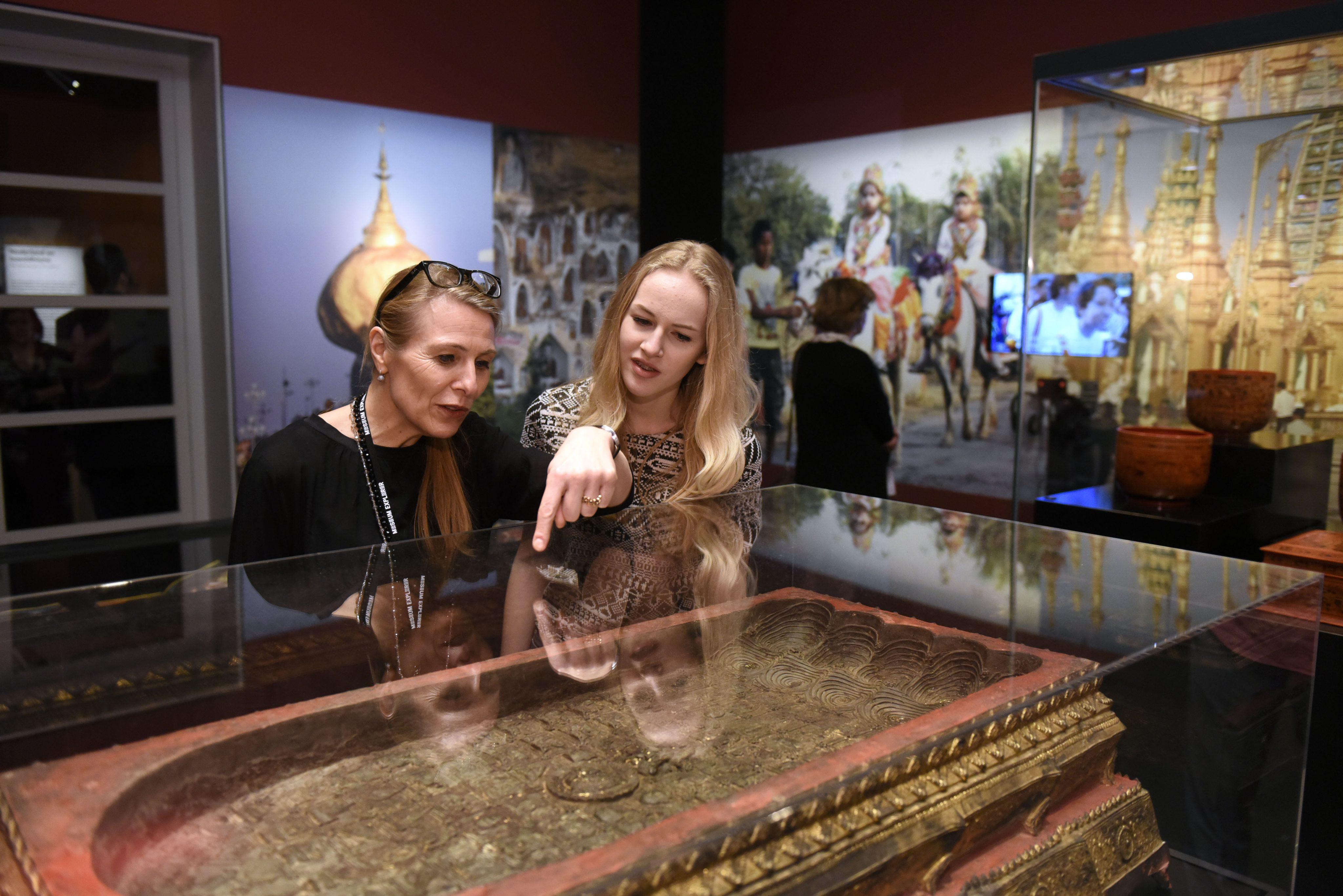 Recordaantal bezoekers voor Boeddha in Volkenkunde   Sleutelstad nl