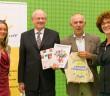 Bert Gotink en Jan v Doggenaar met Tanya Arts en Sietske de Jongh