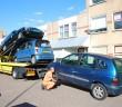 14 auto's bij controle in beslag genomen, Sumatrastraat in Leiden