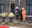 Gaslek ontstaan tijdens werkzaamheden, Oranjeboomstraat in Leiden